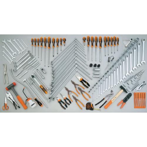 Zestaw 138 narzędzi do obsługi pojazdów Beta 5954VG