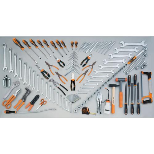 Zestaw 115 narzędzi do utrzymania ciągłości w ruchu Beta 5954VI