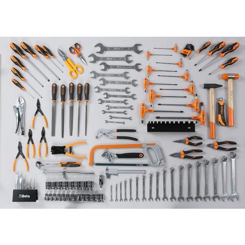 Zestaw 113 narzędzi do użytku uniwersalnego Beta 5955U