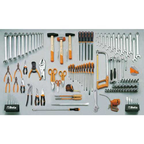 Zestaw 132 narzędzi do użytku uniwersalnego Beta 5957U