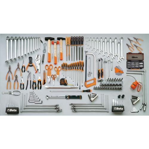 Zestaw 189 narzędzi do obsługi pojazdów Beta 5957VG