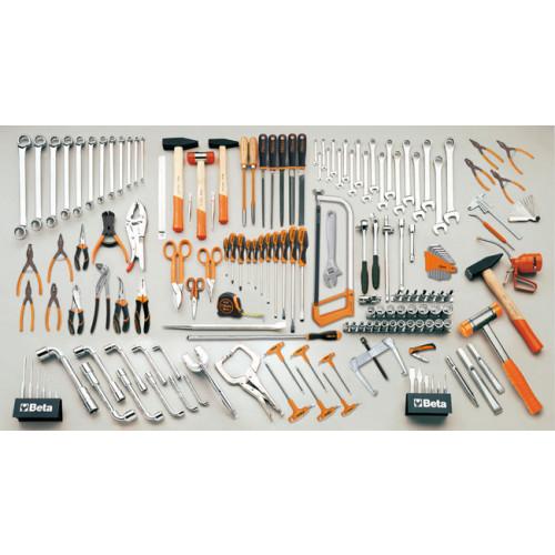 Zestaw 162 narzędzi do użytku przemysłowego Beta 5957VI