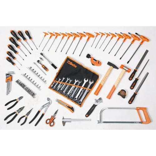 Zestaw 90 narzędzi do obsługi rowerów Beta 5980U/BIKE