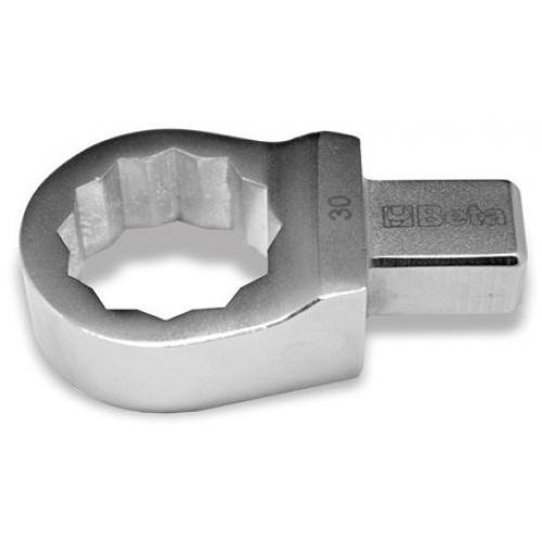 Głowica z kluczem oczkowym z zabierakiem prostokątnym 14x18 mm Beta 653