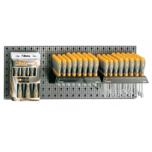 Zestaw 98 szt. narzędzi bez panelu typ M