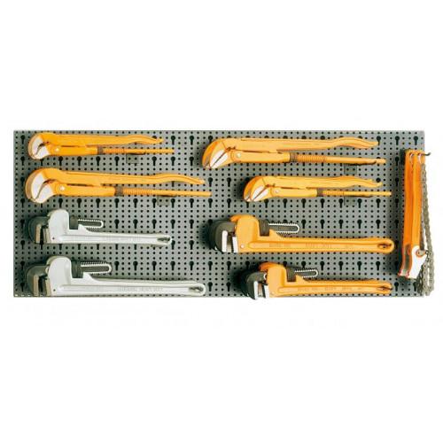 Zestaw 18 szt. narzędzi bez panelu typ M