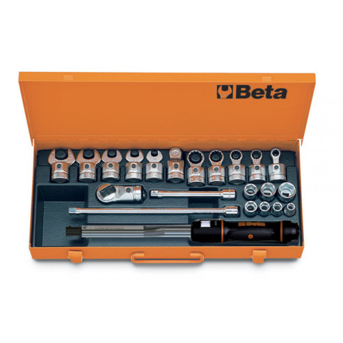 Zestaw pokrętła dynamometrycznego 668N/10 i akcesoriów Beta 671N/C10