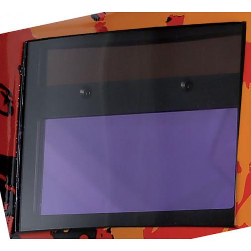 Oslona przeciwzarysowaniowa szkła filtra optycznego do przyłbicy Beta 7042LCD