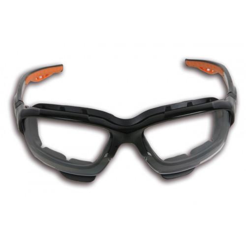 Okulary ochronne z bezbarwnymi soczewkami z poliwęglanu Beta 7093BC