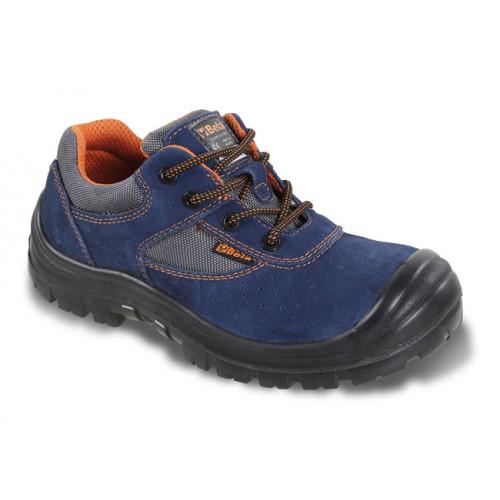Buty bezpieczne Beta 7224PE zamszowe perforowane