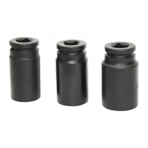 """Zestaw 3 nasadek udarowych 3/4"""" Beta 728L/S3 - rozmiary: 30-32-36mm"""