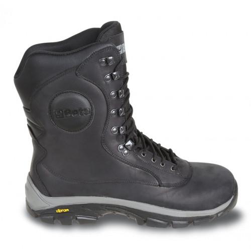 Buty wysokie bezpieczne Beta 7295 skórzane, wodoodporne