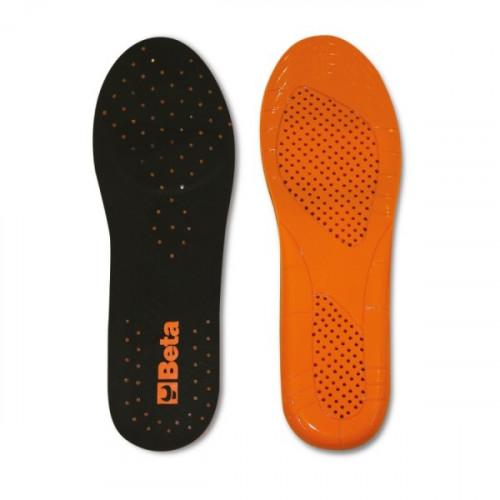 Wkładki do butów z żelu TPE o zapachu owoców cytrusowych Beta 7398UP