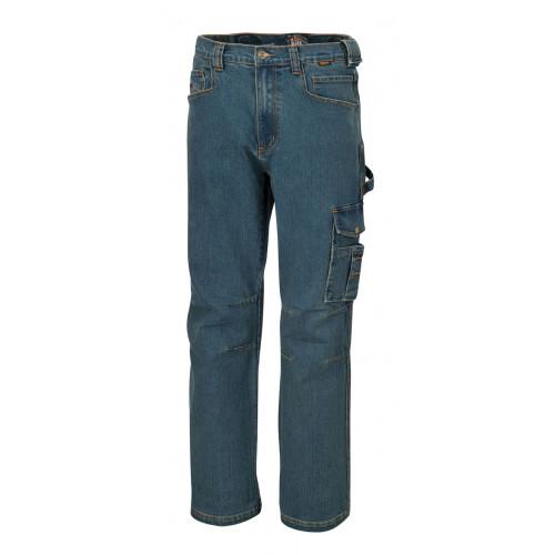 Spodnie z dżinsu ze streczem Beta 7525