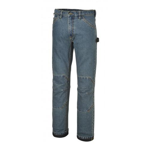 Spodnie z dżinsu ze streczem slim fit Beta 7526