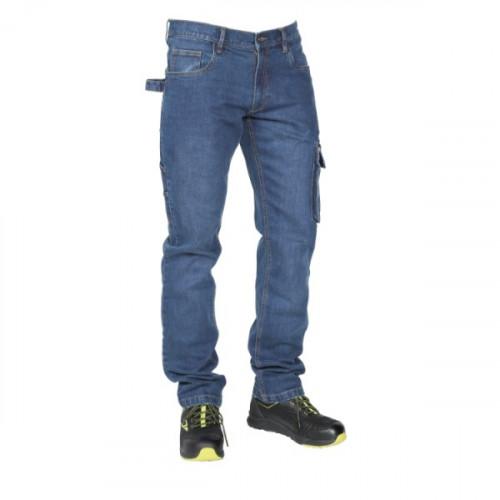Spodnie z dżinsu ze streczem Beta 7528