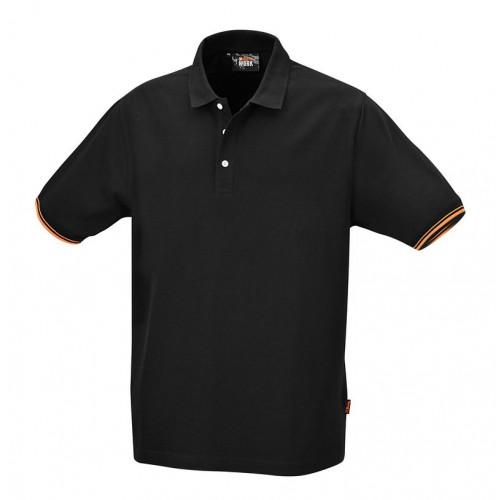 Koszulka polo z trzema guzikami Beta 7547N
