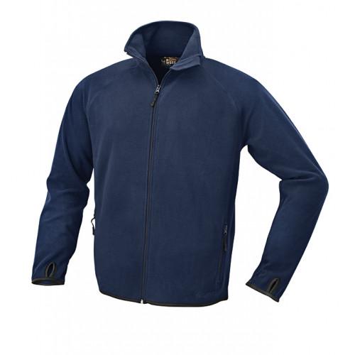 Bluza z cienkiego polaru Beta 7636BL