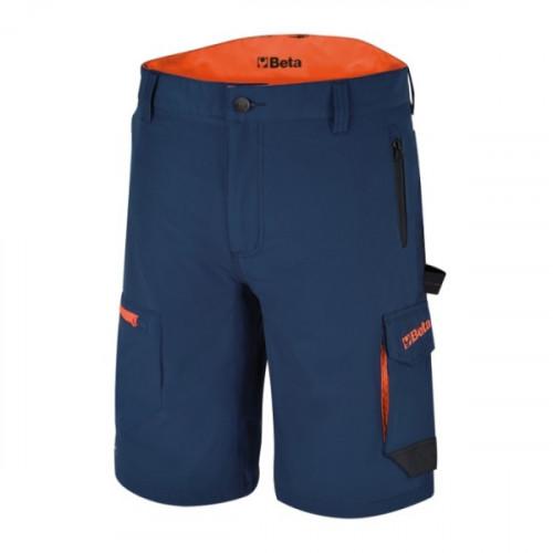 Spodnie robocze krótkie z wieloma kieszeniami Beta 7661B