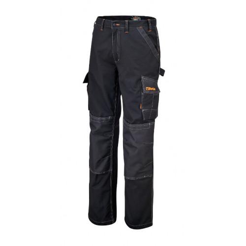 Spodnie robocze z kieszeniami z wstawkami z poliestru Beta 7815N