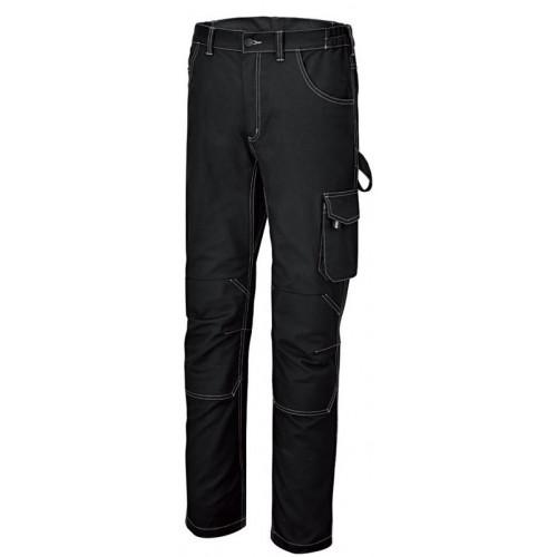 Spodnie robocze ze streczem czarne Beta 7880SC