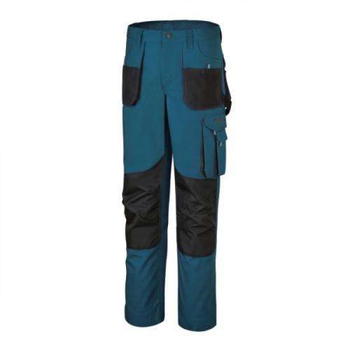 Spodnie robocze niebieskozielone Easy Beta 7900P