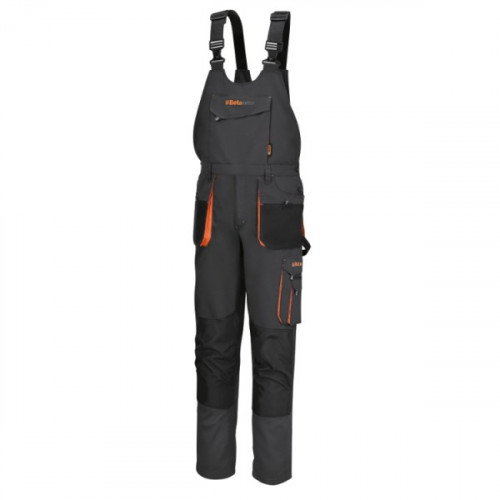 Spodnie robocze na szelkach Easy Beta 7903G