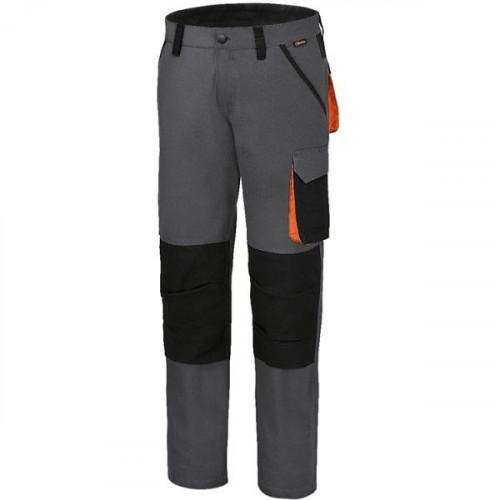Spodnie robocze z bawełny z domieszką streczu slim-fit Beta 7930G