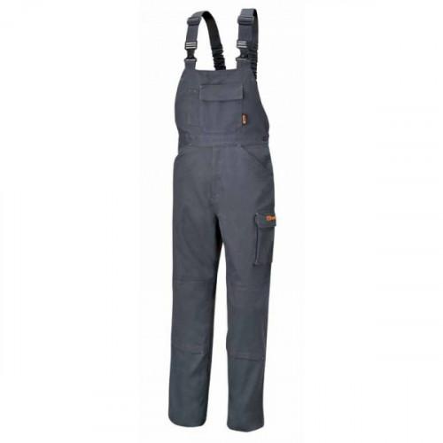 Spodnie robocze na szelkach bawełniane Beta 7933P