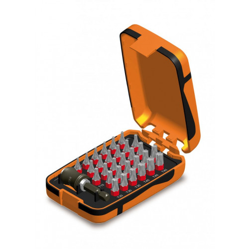 Zestaw końcówek wkretakowych Torx z uchwytem magnetycznym Beta 860TX/A31