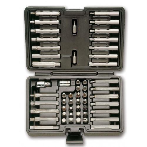 Zestaw 52 końcówek wkrętakowych z akcesoriami Beta 867/C52