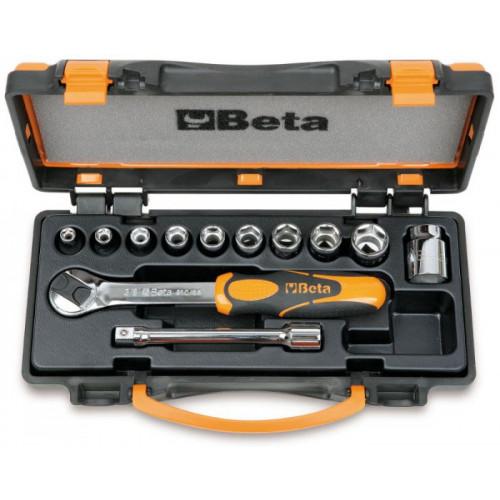 Zestaw 10 nasadek Beta 910A z akcesoriami Beta 910A/C10