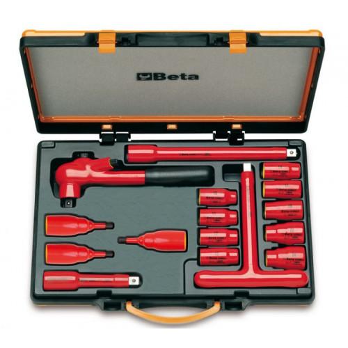 Zestaw nasadek Beta 920MQ z akcesoriami - rozmiary: 8-24 mm
