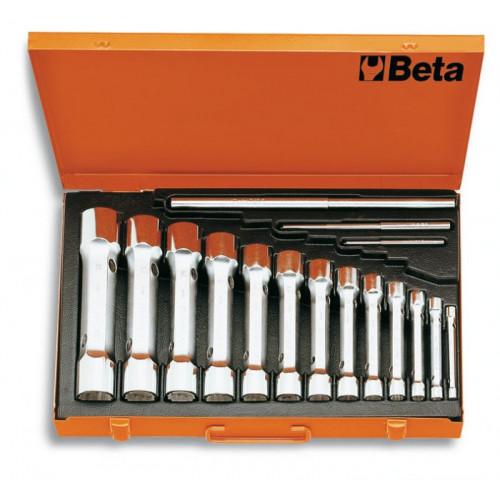 Komplet 13 szt. kluczy rurowych 6-32mm Beta 930/C13