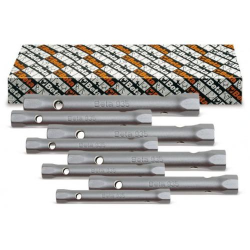 Komplet 13 kluczy rurowych dwustronnych Beta 935 - rozmiar: 6-32mm