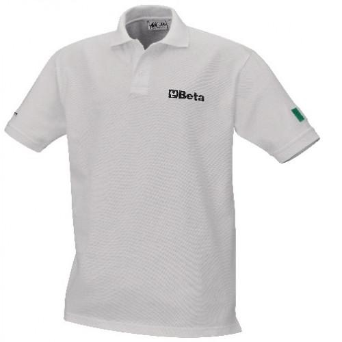 Koszulka polo zapinana na 3 guziki Beta 9534W
