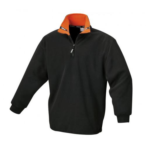 Bluza polarowa czarna Beta 9537N