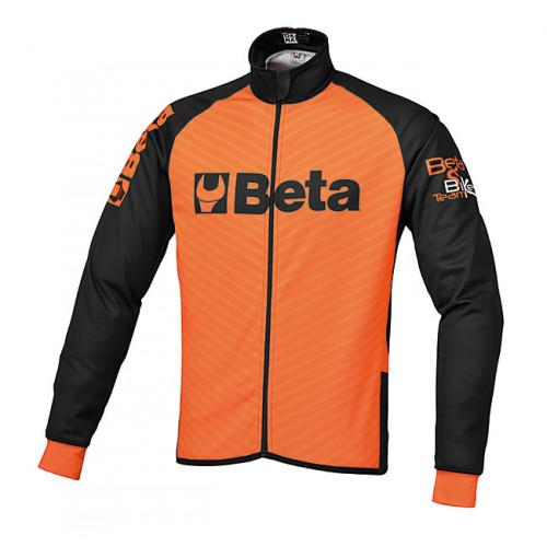 Bluza zimowa kolarska z długim rękawem 9542GW