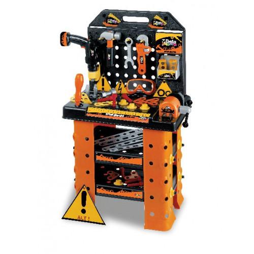 Zabawka Warsztat Beta  - stół warsztatowy z narzędziami Beta 9547WSK