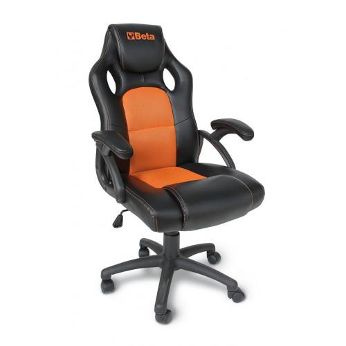 Fotel biurowy dla gości Beta 9563G