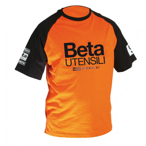 "T-shirt bawełniany ""Beta-March F1"" Beta 9572MB"