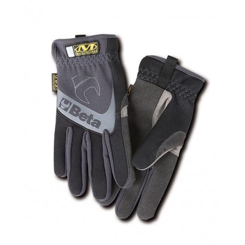 Rękawice czarne mechanik Beta 9574B