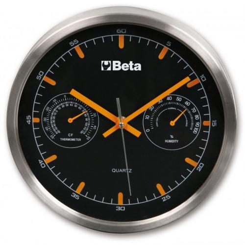 Zegar z termometrem i higrometrem Beta 9594