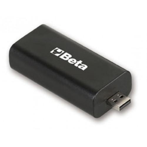 Odbiornik bezprzewodowy Beta 960W do połączenia 960TAP i Beta 960TP z PC