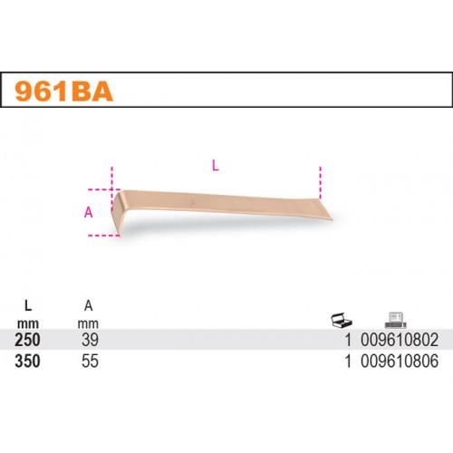 Skrobaki nieiskrzące, ze stopu miedzi i berylu - Beta 961BA
