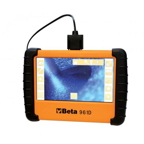 Wideoendoskop elektroniczny z giętką sondą 5.5 mm Beta 961D