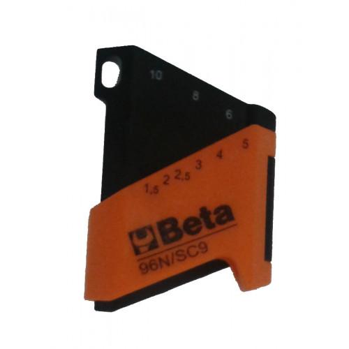 Uchwyt pusty do kluczy Beta 97RTX/SC8
