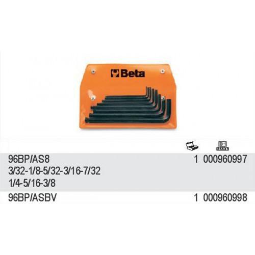 Pusty pokrowiec do kluczy Beta 96BP-AS/8