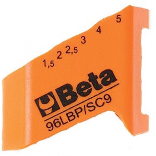 Uchwyt pusty do kluczy Beta 96LBP/SC9