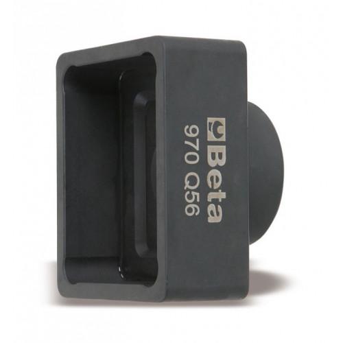 Nasadki udarowe do nakrętek prostokątnych Beta 970Q